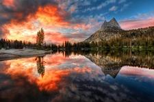 Cathedral Lake - Yosemite National Park CA