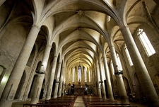 Cathedral Of Emporda - Catalonia Spain
