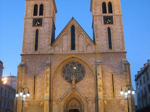 Catedral del Corazón de Jesús