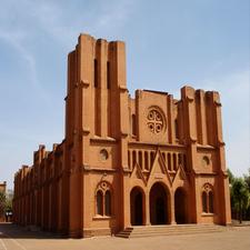 Cathedral Of Ouagadougou