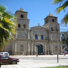 Cathedral Of Tarija