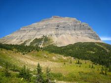 Cathedral Peak - Glacier - USA