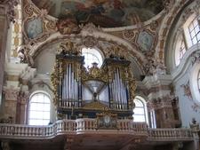 Cathedral St. Jakob In Innsbruck, Tyrol, Austria