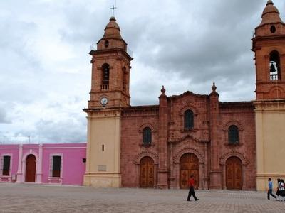 Cathedral Of Huajuapan
