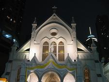 Catholic Cathedral - Hong Kong