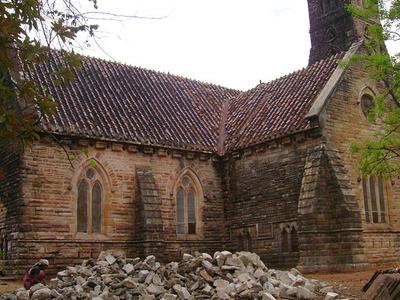 Catholic Church Pachmarhi
