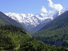 Caucasus In Svaneti - Georgia