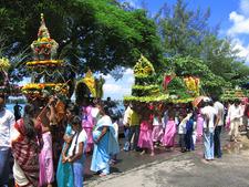 Cavadee Festival In Mauritius