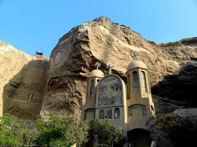 Cave Church, Garbage City And The City of the Dead In Cairo Tour Photos