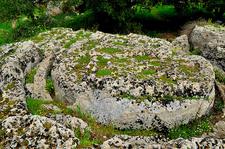 Cave Di Cusa Quarry - Campobello Di Mazara - Sicily - Italy