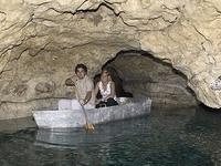 Cave Lake Tapolca
