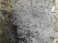 Cave With Etruscan Inscriptions-Steinberg Am Rofan Austria