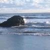 Cayucos Beach Tide
