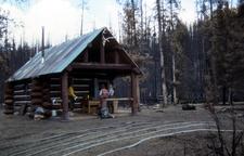 CCPCabin-Yellowstone - USA