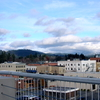 Coeur D\'Alene From The Parking Garage Of The Coeur D\'Alene Res