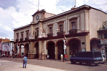 Municipal Palace Of Hidalgo