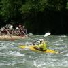 C D Okayak Raft