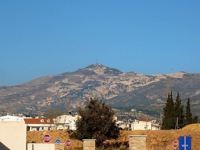 The Penteli Mountain