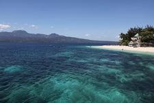 Cebu Island Near Sibulan Port