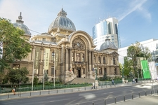 CEC Bank - Bucharest - Romania