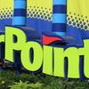Cedar Point Entrance Sign