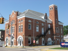 Cedarvilles Historic Opera House