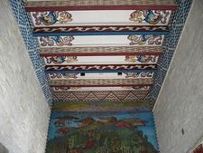 Ceiling Inside Oslo City Hall