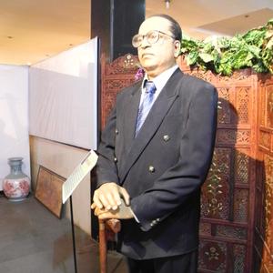 Celebrity Wax Museum B.R. Ambedkar - Lonavala - Maharashtra - India