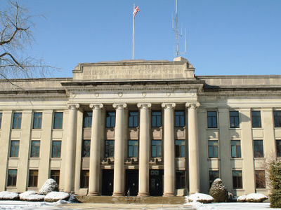 Celina  Ohio  County  Courthouse