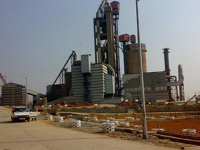 Cement Plant MCL