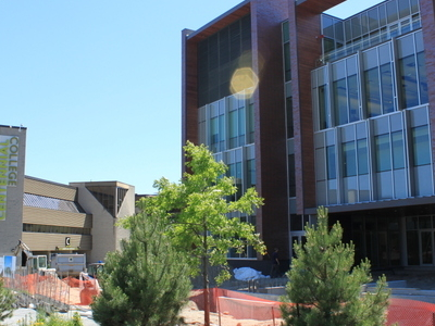 Centennial  New  Library