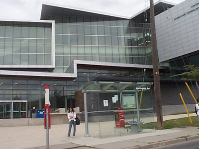 Centennial  College  Science  Technology  Centre