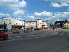 Center Of Mantsala Main Road