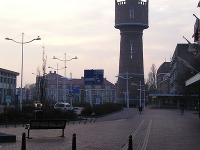 Center Of Den Helder