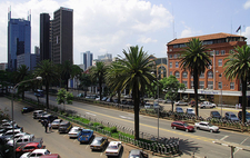 Central Business District - Nairobi