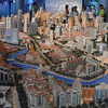 Central City Plan Model Panorama