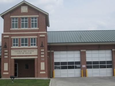 Central  Fire  Station   Taylor