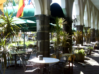 Central Hall Of Colima