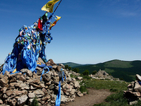 7 Day Central Mongolia Tour ,Horse Trekking In Eight Lake