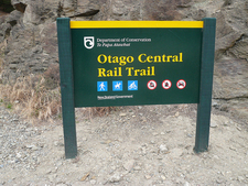 Central Otago - Rail Trail 18