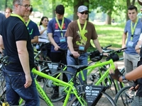 CENTRAL PARK GUIDED BIKE TOUR - 2 HRS
