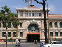 Saigon Central dos Correios