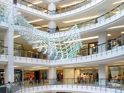 Interior Of The CentralWorld