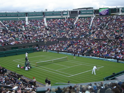 Centre Court Without A Roof