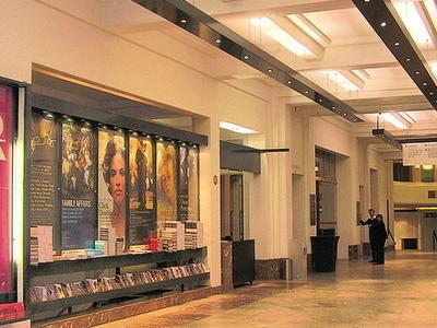 Centre For Fine Arts Inside