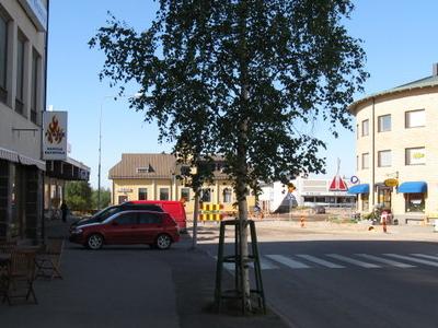 Kemijärvi Town Centre