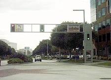 Cerritos Traffic Light