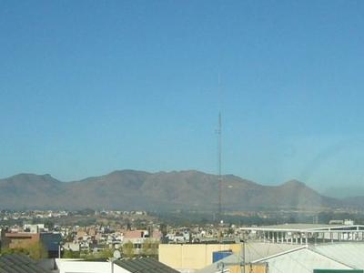 Mountain Ranges, Aguascalientes