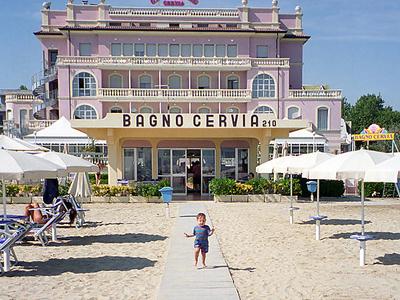 Cervia Beach