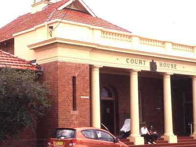 Cessnock Court House